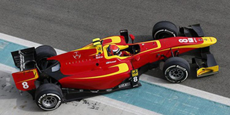 Racing Engineering satisfecho tras el primer test de GP2
