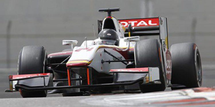 Campos Racing preparado tras el primer test de GP2