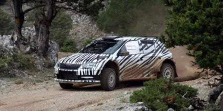 El Skoda Fabia R5 debutará en la República Checa