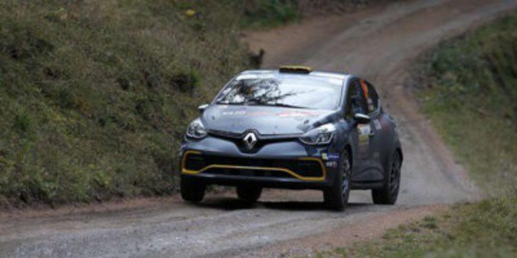 Andrea Crugnola busca ganar WRC3 con ASM Motorsport