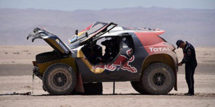 Peugeot cerca de arrancar los test con el nuevo 2008 DKR
