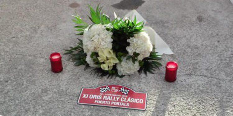 Muere un copiloto calcinado en el Oris Rally Clásico