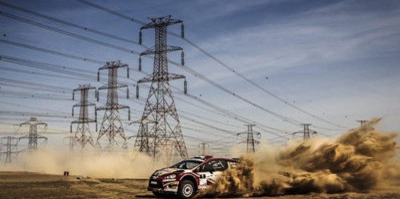 Nasser Al-Attiyah se impone en el Rally de Kuwait