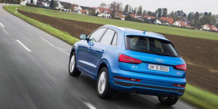 Tres ediciones especiales para el Audi Q3