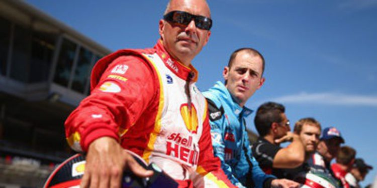Marcos Ambrose, al banquillo en los V8 Supercars