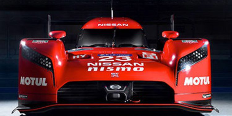 El GT-R LM Nismo no debutará hasta Le Mans