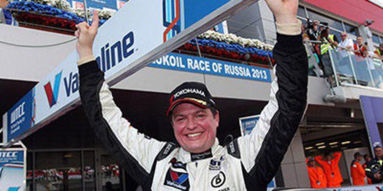 Target Competition confirma sus pilotos de las TCR Series