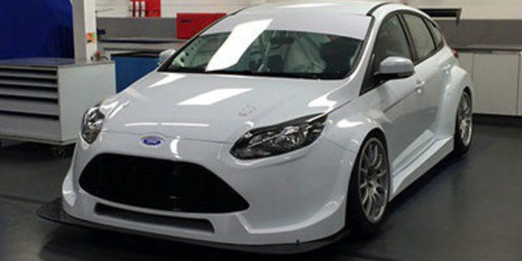 Primera foto del Ford Focus para las TCR Series
