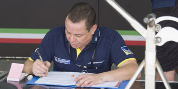 Provechosa jornada de test para Michelin en Losail