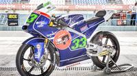 El equipo Gresini Racing Team estrena colores en Moto3