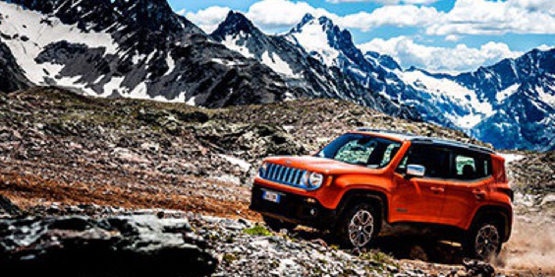 Jeep presenta las nuevas versiones del Renegade