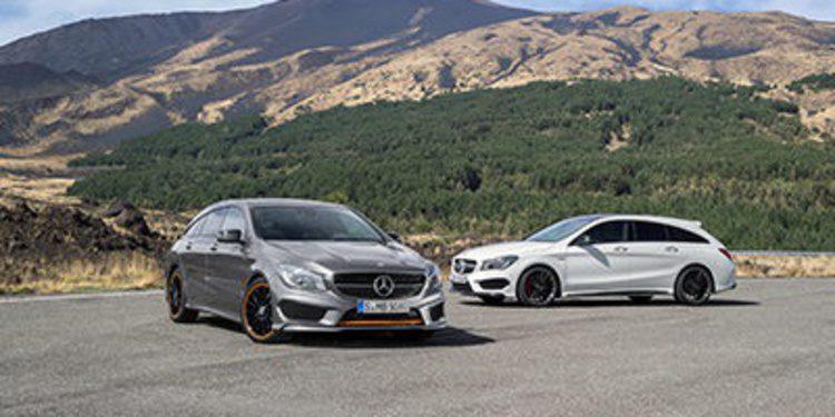 Mercedes-Benz CLA Shooting Brake: Análisis de mecánicas