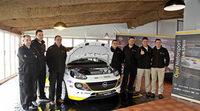 Opel Motorsport Team Spain presenta su proyecto 2015
