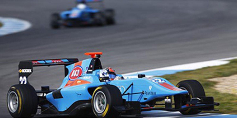 Ralph Boschung consigue el mejor crono del test GP3 en Estoril