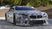 El BMW M6 GT3 debuta en pista