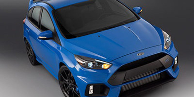 El nuevo Ford Focus RS será primicia en Nueva York