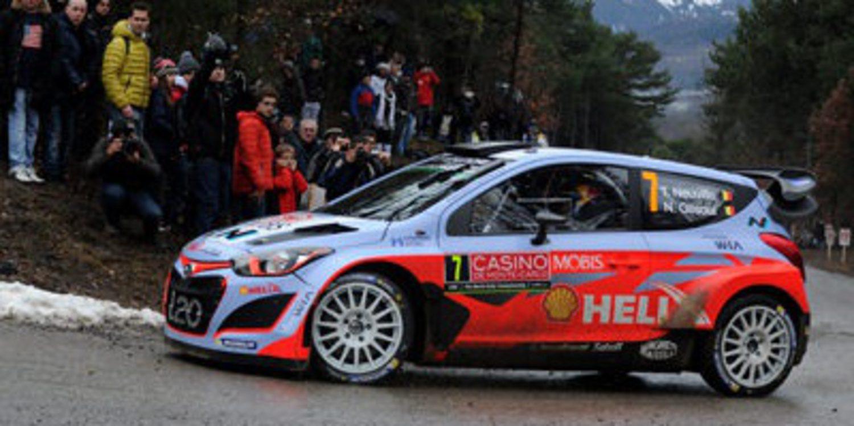 Hyundai estará en el Rally de Lyon - Charbonnières