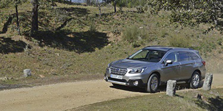 Probamos el nuevo Subaru Outback
