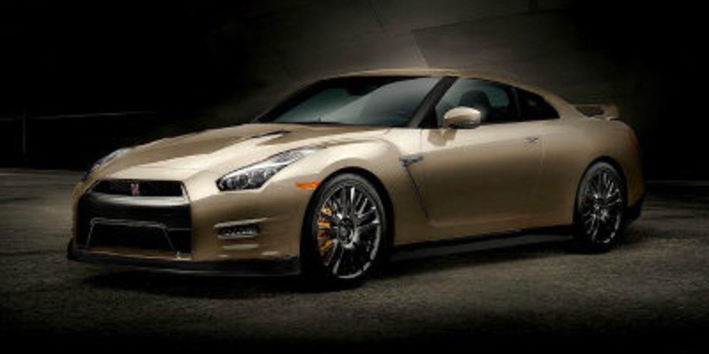 Nissan lanza la edición limitada GT-R 45 aniversario