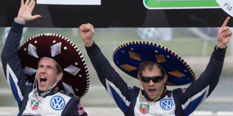 Ogier vuelve a cargar contra el orden de salida del WRC