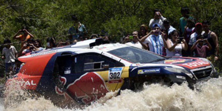 Tensiones internas repercuten en el Peugeot 2008 DKR