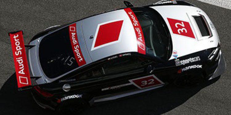 La Copa Audi Sport TT completa su primer test