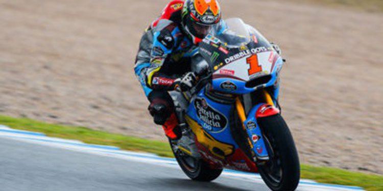 Declaraciones de los pilotos de Moto2 tras el test de Jerez