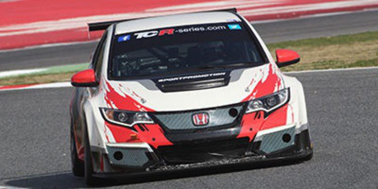 17 inscritos para la ronda inaugural de las TCR Series