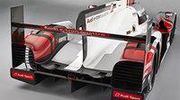Presentado el nuevo Audi LMP1 para el WEC