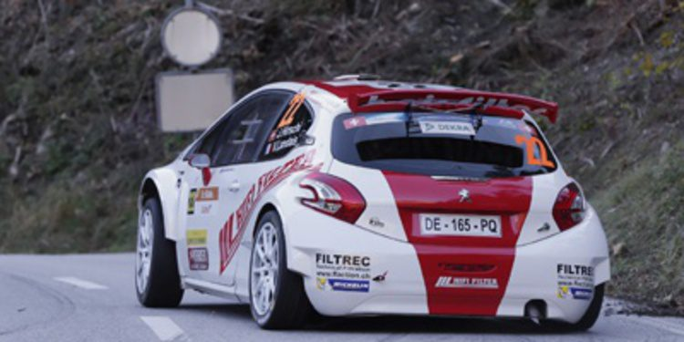 El Tour de Corse al WRC y el Rally du Valais al ERC