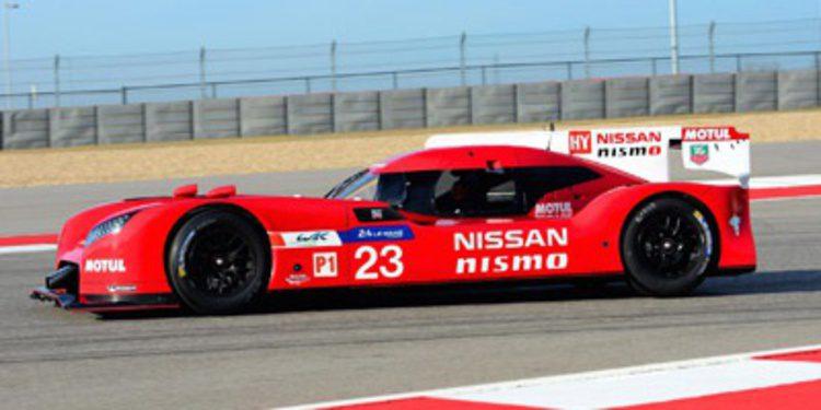 Opinión: Los objetivos de Nissan con su LMP1
