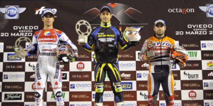 Albert Cabestany cierra el X-Trial en Oviedo con victoria