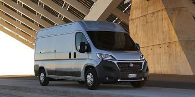Nuevo Fiat Ducato 140 Natural Power