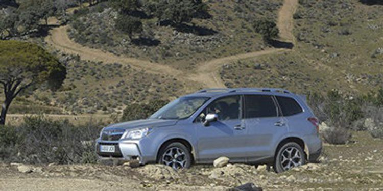 Probamos el Subaru Forester con cambio Lineartronic