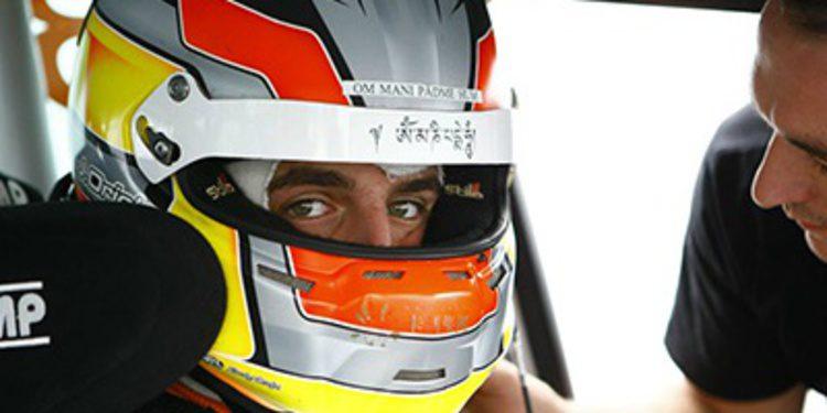 Jordi Oriola confirma su fichaje por Campos Racing en las TCR