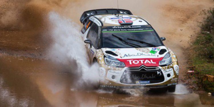 ¿Tres Citroën DS3 WRC en el Rally de Argentina?