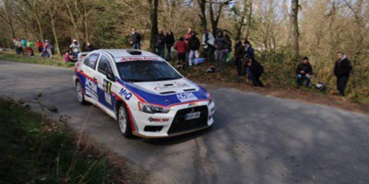 El Rally do Cocido, test poco válido y victoria de Alex Pais