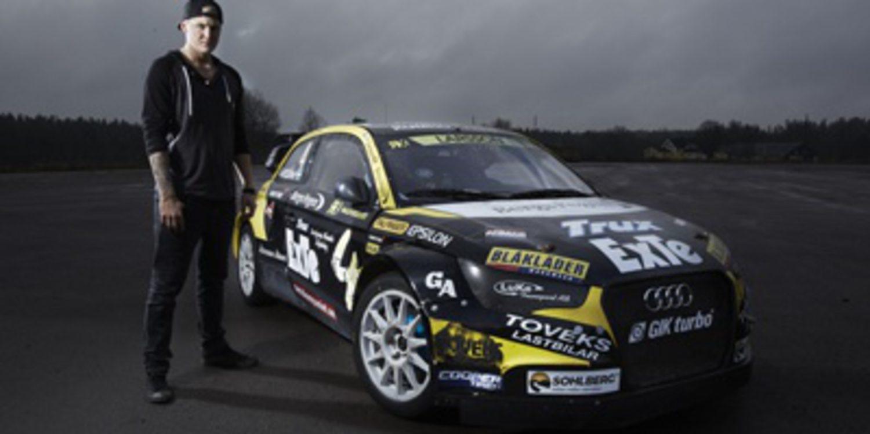 Robin Larsson suma un Audi A1 al Mundial de Rallycross