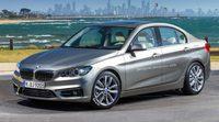 Exclusiva: Todos los datos del futuro BMW Serie 1 sedán