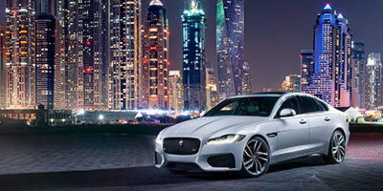 Te presentamos el nuevo Jaguar XF