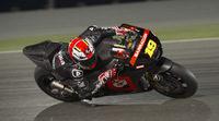 El primer test competitivo de la Aprilia RS-GP llega en Losail