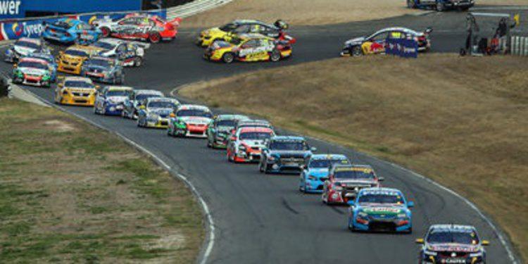 Previo V8 Supercars: bienvenidos a Tasmania