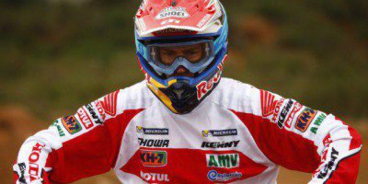 "Joan Barreda: ""En junio estará la moto del Dakar 2016"""