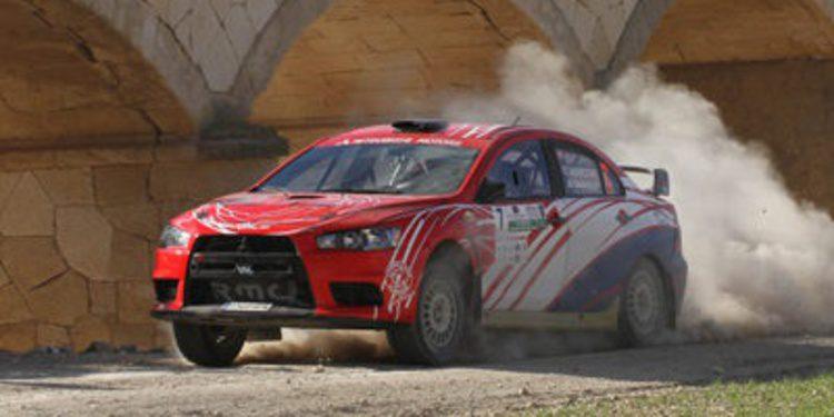 Lista de inscritos del Rally de Navarra del CERT 2015