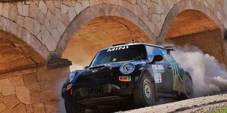 Previo del I Rally Circuito de Navarra del CERT 2015