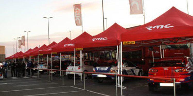 Catorce vehículos de RMC presentes en Navarra