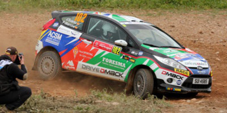 'Cohete' Suárez también se apunta a la 208 Rally Cup