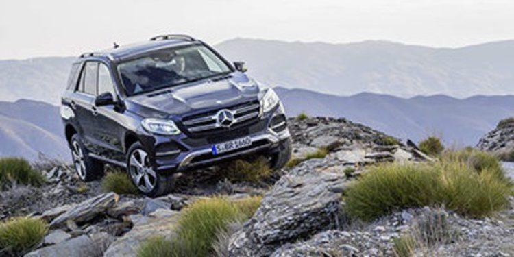 Presentado el nuevo e impresionante Mercedes-Benz GLE