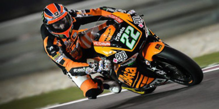 Aviso a navegantes de Sam Lowes y Speed Up en Losail