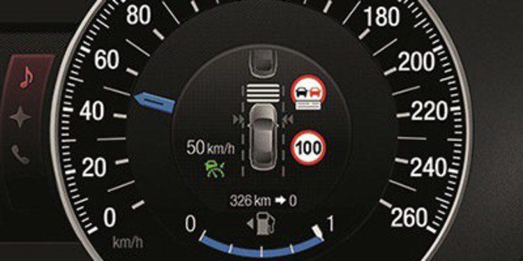 Ford presenta su Limitador Inteligente de Velocidad